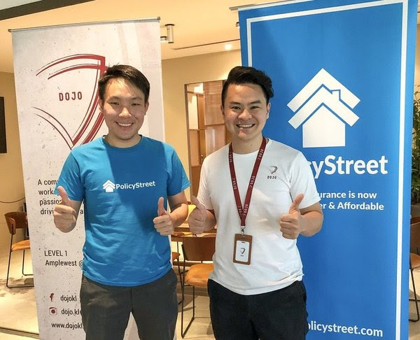 Coworking at DOJO KL Gains Company Access to Malaysia's Most Affordable Employee Protection Plans from PolicyStreet